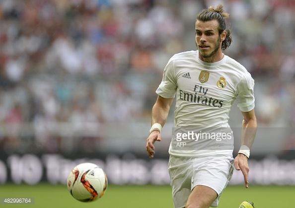 Bale, um galáctico que joga à velocidade da luz