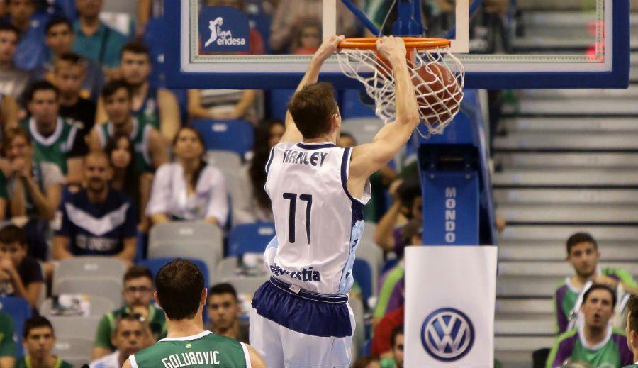 Will Hanley | Picture: Gipuzkoa Basket Club (GBC)