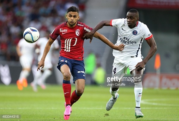 Boufal was signed by Puel last summer. Photo: Getty.