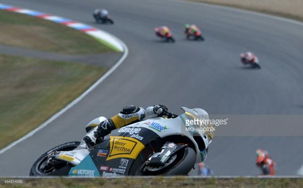 Two crashes for Luthi - Getty images