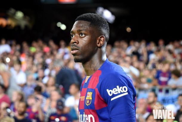 Dembélé volvió de lesión | Foto de archivo - VAVEL