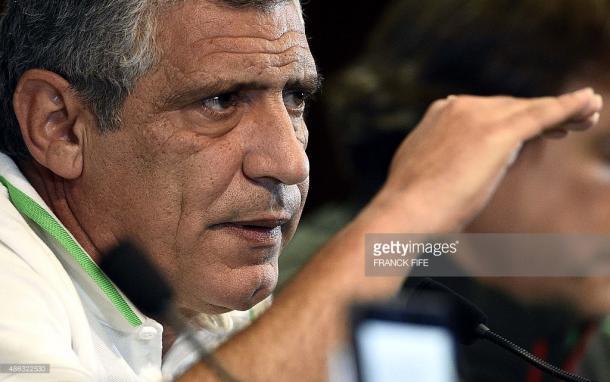 Fernando Santos prepara uma revolução nas quinas.