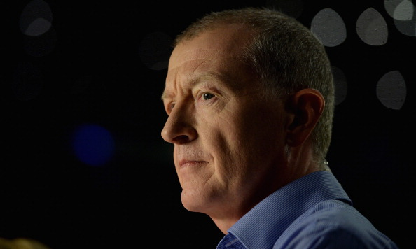 Steve Davis will be hoping to do his father proud. Photo: Getty Images