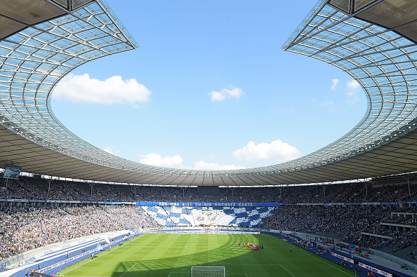 Olympiastadion / Hertha Berlin - Borussia Dortmund | Photo: city-press