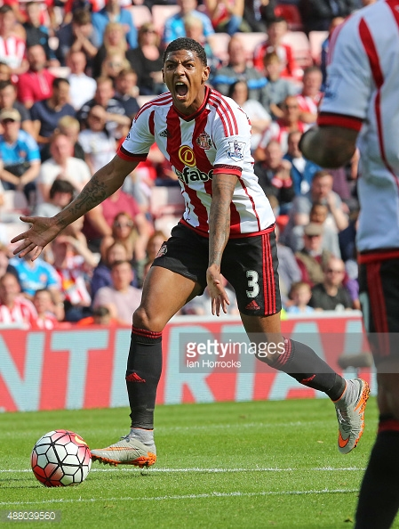 Van Aanholt was unhappy at not being able to play. Photo: Getty