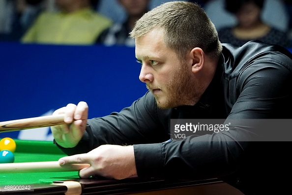 Allen has the highest break of the tournament and a defeat of John Higgins to his name (photo: Getty Images)