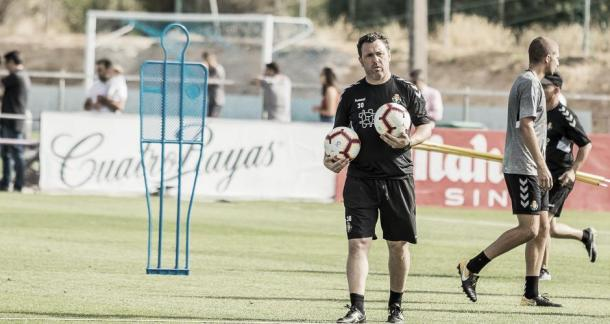 Sergio González   Real Valladolid