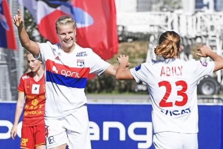 Ada Hegerberg is set to dominate once again | Source: olweb.fr