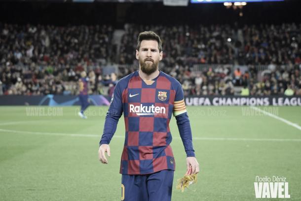 Leo Messi con el FC Barcelona | Foto: VAVEL