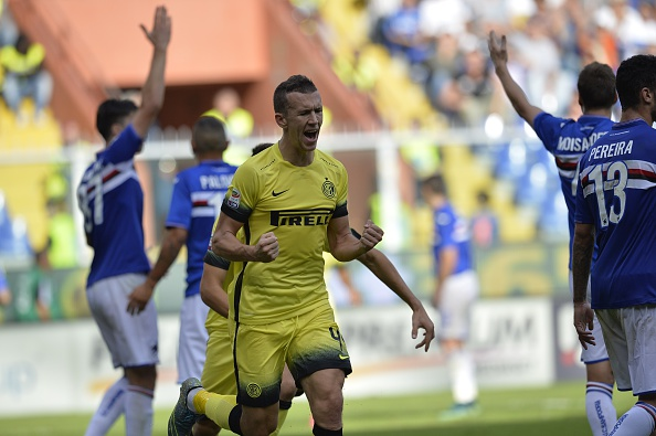 Perisic scored seven and assisted five in 27 league outtings last term| Photo: Andreas Solaro/AFP/Getty Images