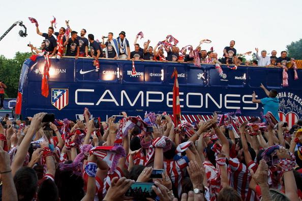 O Atlético de Madrid é o atual campeão de La Liga (Foto: Getty Images)