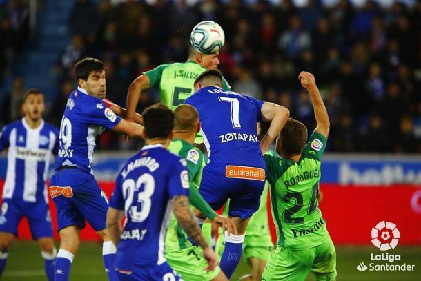 Deportivo Alavés vs CD Leganés | Foto: LaLiga Santander