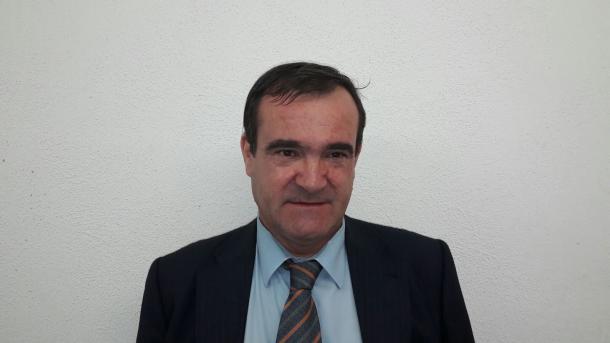 Ángel Artola, presidente del Gernika (fuente SD Gernika)