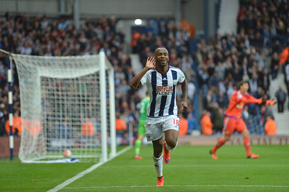 Saido Berahino scored the only goal of the game back in October. | Photo: Getty Images