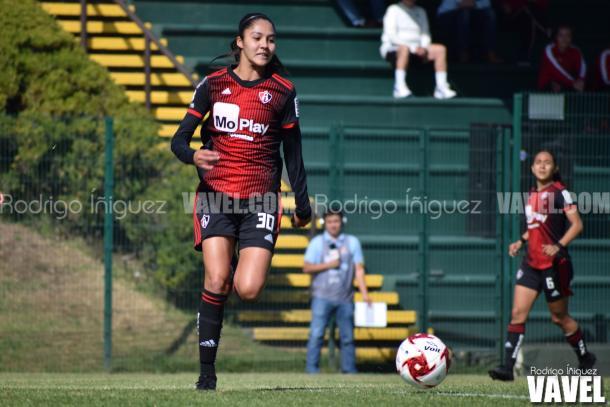 Actualmente Alison González es la goleadora del equipo con 10 anotaciones. / Foto: José Acosta-VAVEL