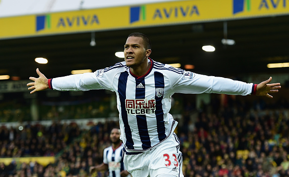 Salomon Rondon scored the only goal when the two met in October | Photo:getty