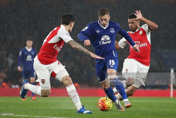 Deulofeu is dangerous with the ball at his feet (photo: Getty Images)