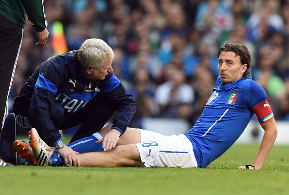 Montolivo suffered a broken leg before the World Cup in Brazil (photo:getty)
