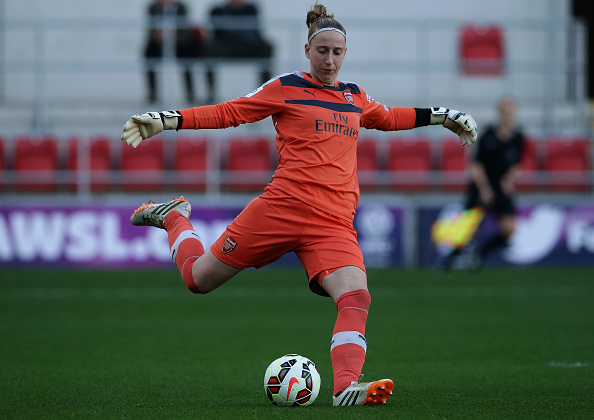 Van Veenendaal has impressed since arriving in North London. (Photo: Daily Cannon)