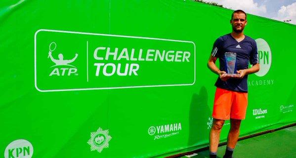 Mikhail Youzhny (Fotografía: ATP Challenger)