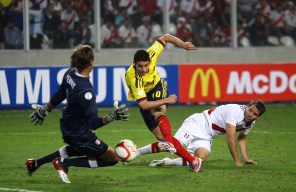 Fútbol: Chile descarta reclamación por supuesto arreglo en el partido Perú-Colombia