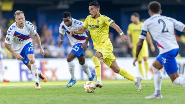 Último partido local / Foto: Villarreal CF