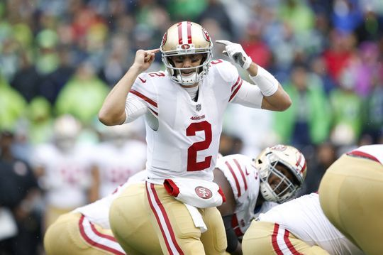 San Francisco 49ers look to get offense going in Week 3. | Photo: USA Today Sports
