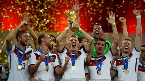 A Alemanha chega com responsabilidade acrescida ao Euro 2016 (Foto: 4legal.com.br)