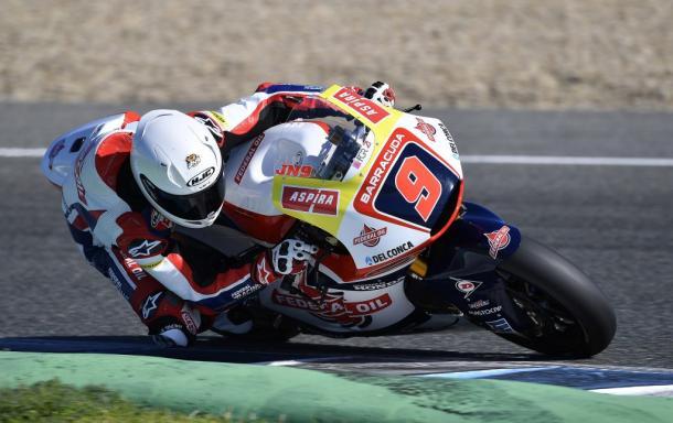 Jorge Navarro   Gresini Racing