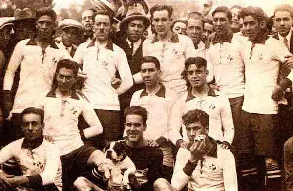 Campeones 1925-1926 | Foto: Club América - Sitio Oficial