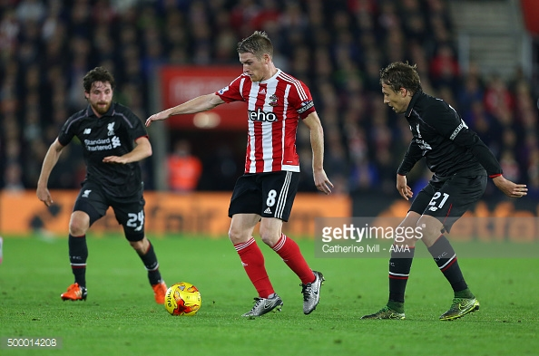 Southampton will be hoping to get revenge when they face Liverpool in the EFL Semi-Finals. Photo: Getty / Catherine Ivill - AMA