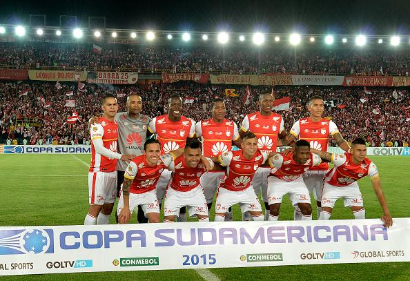 Santa Fé é o atual campeão da Copa Sul-Americana (Foto: Getty Images)