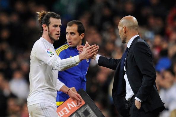 Gareth Bale tem sido mais decisivo com a chegada de Zidane (Foto: Getty Images)