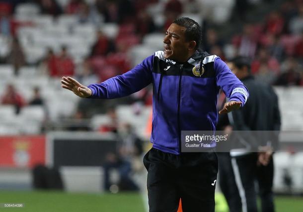 Lito Vidigal elogiou a grandiosidade da equipa de Alvalade