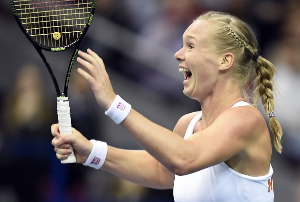 Bertens could the key player for Netherlands | Photo: Alexander Nemenov/Getty Images