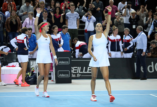 France may go with Mladenovic and Garcia instead   Photo: Jean Catuffe/Getty Images
