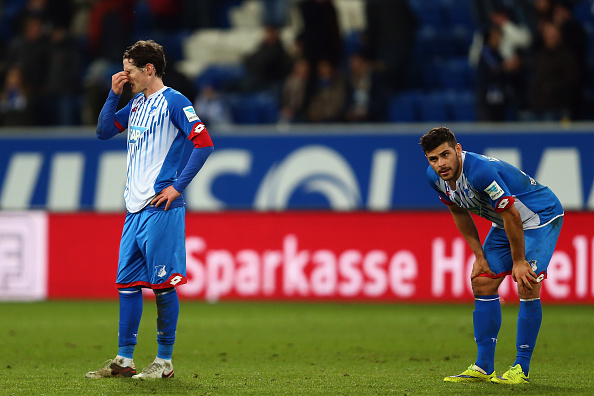 Last season was one to forget for Hoffenheim. (Photo: Alex Grimm/Bongarts/Getty Images)
