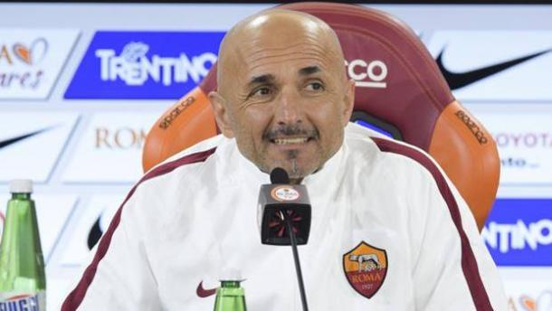 Luciano Spalletti in conferenza | Foto: Getty images