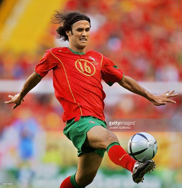 Ricardo Carvalho quase conquistou o Europeu em 2004
