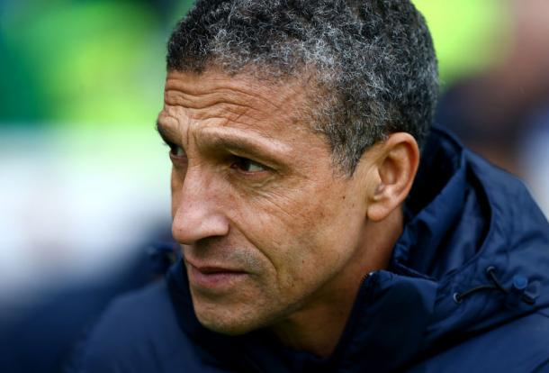 Brighton's Chris Hughton was sacked as Newcastle manager in 2010 (Getty)