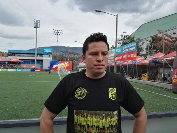 Jair Rambal ahora se dedica a la formación deportiva de niños en Estados Unidos. | Foto: VAVEL