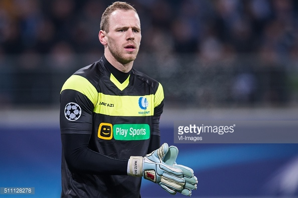 Sels in action for Gent (Photo: GettyImages/ VI-Images)