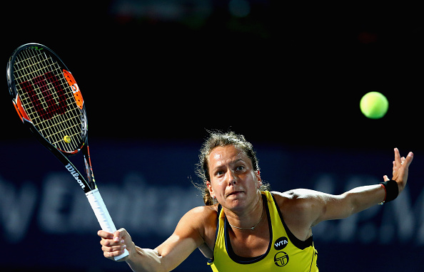 Strycova could not convert set points | Photo courtesy of: Francois Nel/Getty Images