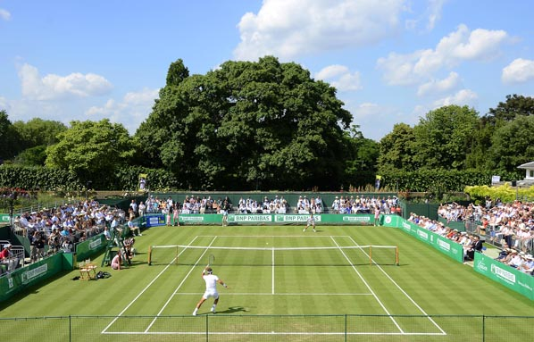 Hurlingham Tennis Club (Photo: IMG Events)