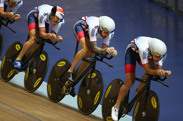 Despite the absence of Sir Chris Hoy, GB cyclists are hopeful (photo:getty)