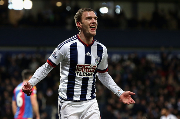 Craig Gardner opened scoring for West Brom (photo:getty)