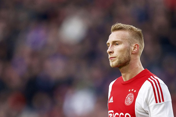 Van der Hoorn has struggled to nail down a regular place with Ajax. (Photo: VI Images via Getty Images)