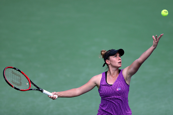 Kucova reaches first ever quarterfinals | Photo courtesy of: Stanley Chou/Getty Images