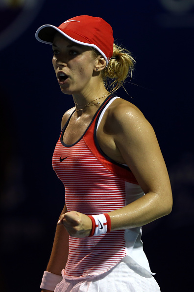 Lisicki gets it done | Photo courtesy of: Stanley Chou/Getty Images