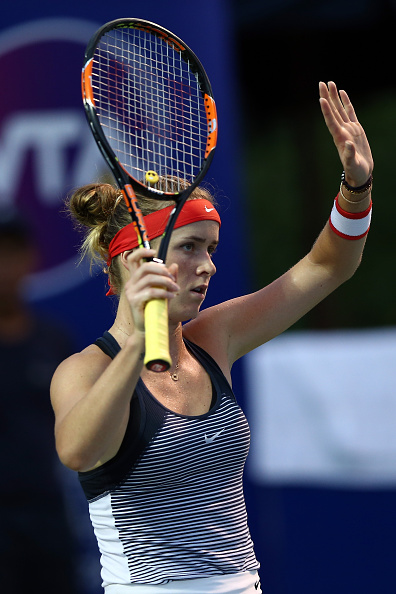 Ruthless Svitolina gets it done | Photo courtesy of: Stanley Chou/Getty Images
